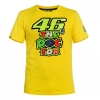 T-SHIRT 46 THE DOCTOR YELLW