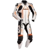 IXON PULSAR AIR RACING SUIT - WHITE/BLACK/RED