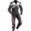 IXON MIRAGE LETHER SUIT - BLACK/WHITE/RED