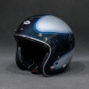 BELL CUSTOM 500 CARBON GLOSS RSD CANDY BLUE CARBON JAGER