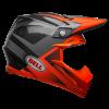 BELL MOTO-9 FLEX HOUND ORANG CHAR