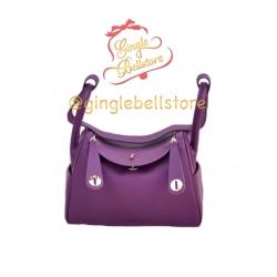 กระเป๋าลินดี้ Lindy 26 ซ.ม. สีม่วง