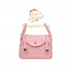 กระเป๋าลินดี้ Lindy 26 ซ.ม. สีชมพู