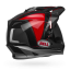 BELL MX-9 ADVENTURE MIPS BERM BLACK WHITE RED thumbnail 4